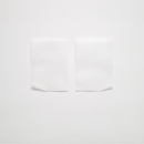 Massimo Bartolini |  Left Page, Right Page | 2016 |  Alabastro / Alabaster Due elementi, ognuno / Two elements, each 21 x 29,7 x 1 cm