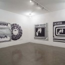 Aleksandra Mir | Discoteca | View of exhibition at MAGAZZINO, Rome