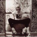 Jeannette Montgomery Barron | Keith Haring, New York 1985 | photography