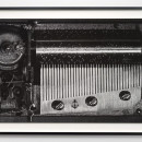 Jonas Dahlberg, Music Box, 2015 Black & white photograph on cotton paper 143 x 218.5 x 6 cm framed