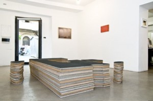 Paolo Parisi | Landscapes / (confini in disordine) | 2010 | Installation view