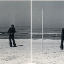 Serge Spitzer | The Horizon as a limit of Activity and Interest | 1972, Chromogenic prints, 2 elements each 23 x 34cm