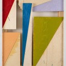 Vedovamazzei | Diagonals, 2012 | Oil on board | 43x37 cm